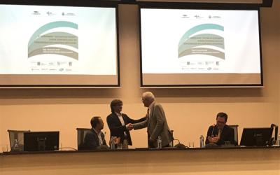 Homenaje al gastroenterólogo vigues  Víctor Ruiz Ochoa pionero en el estudio epidemiologico de la enfermedad inflamatoria intestinal