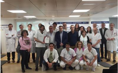 Una nueva Unidad gallega recibe el certificado de calidad del proyecto CUE (Certificación de Unidades de Atención Integral de Enfermedad Inflamatoria Intestinal)